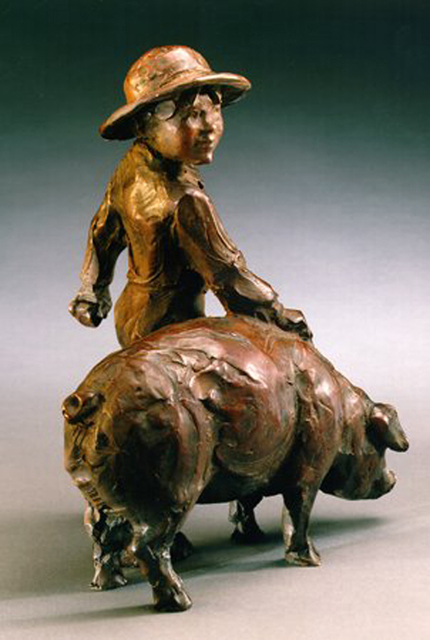 , 'State Fair (maquette),' 1994, Cavalier Galleries