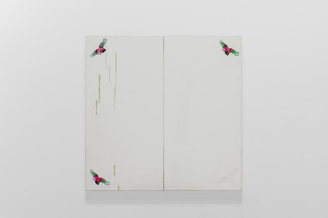 Kaz Oshiro, 'Wall Cabinet #10', 2006, Painting, Acrylic on stretched canvas, MAKI