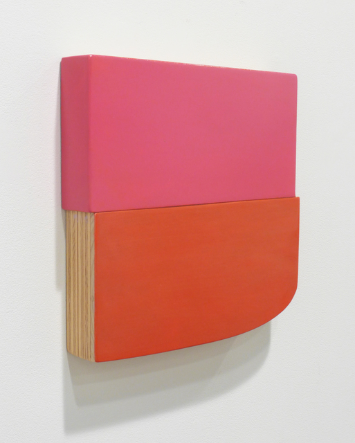 Kevin Finklea, 'Margaret's Hope #1', 2021, Sculpture, Acrylic on poplar and plywood, Margaret Thatcher Projects