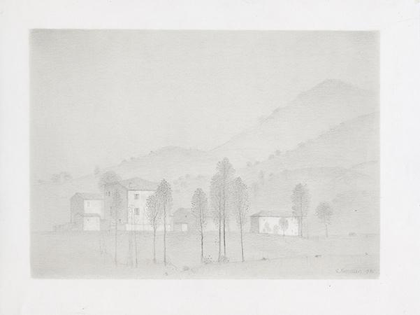 , 'Baskiskt landskap (Basque Landscape),' 1975, Pucker Gallery