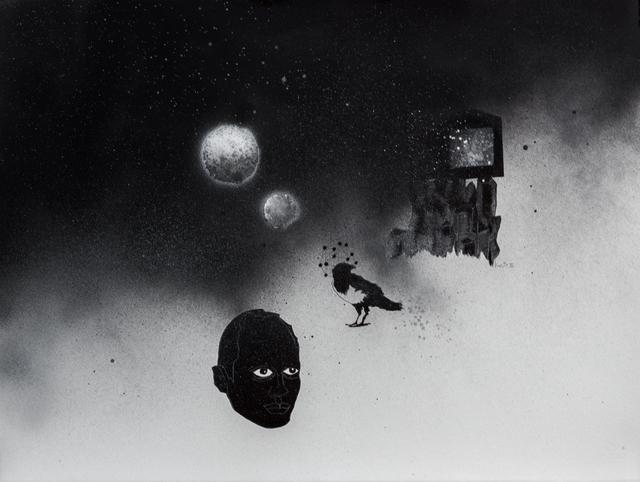 , 'The Speed Of Night,' 2017, Circle Art Agency