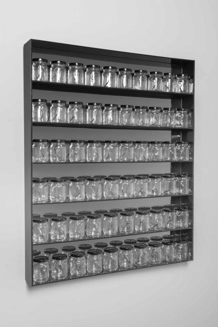 , '60 Analog Jarred,' 2016, Zilberman Gallery