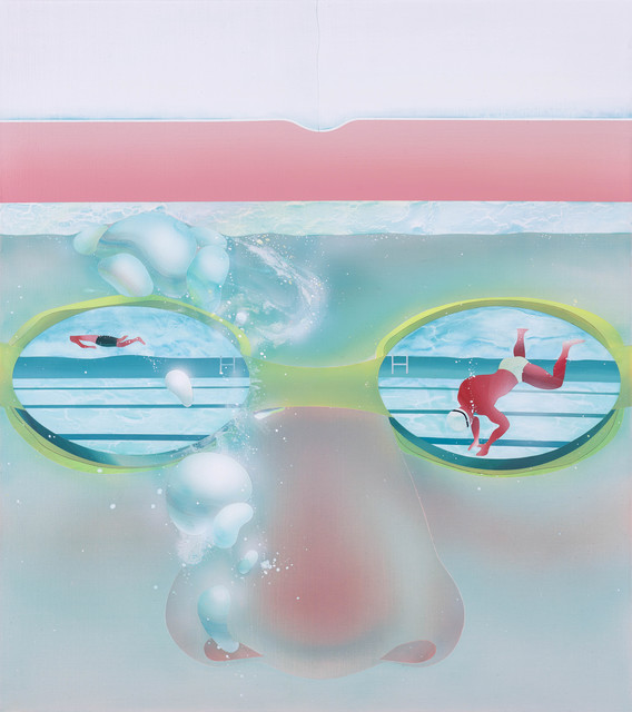 , 'Under the water,' 2013, Aki Gallery