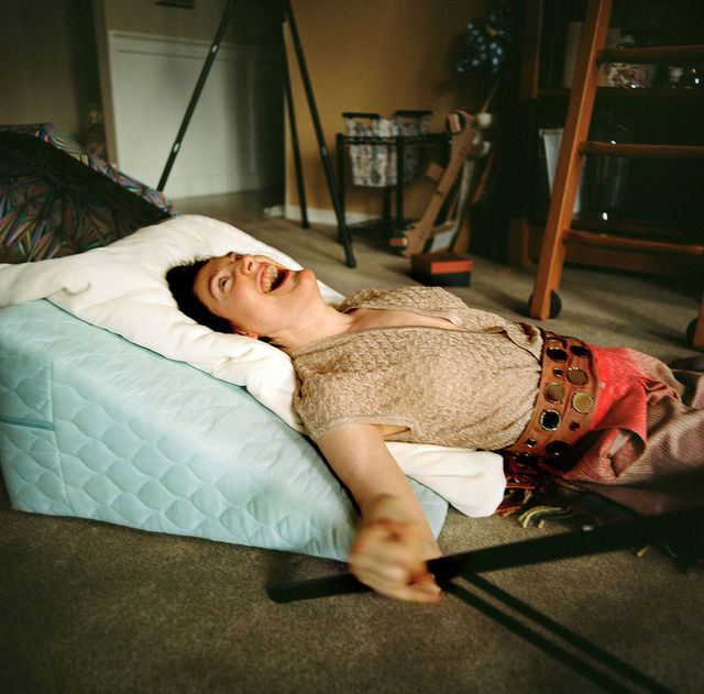 Denise Prince, 'Stare and dissect each photo and really soak in her body, her beautiful eyes, her smooth skin and even the sweep of her feet. I want people to look until they can't look anymore. and then they can see real beauty ...', 2012, Red Hook Labs