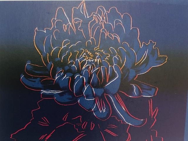 Andy Warhol, 'Kiku (FS II.307)', 1983, Galerie Hafenrichter