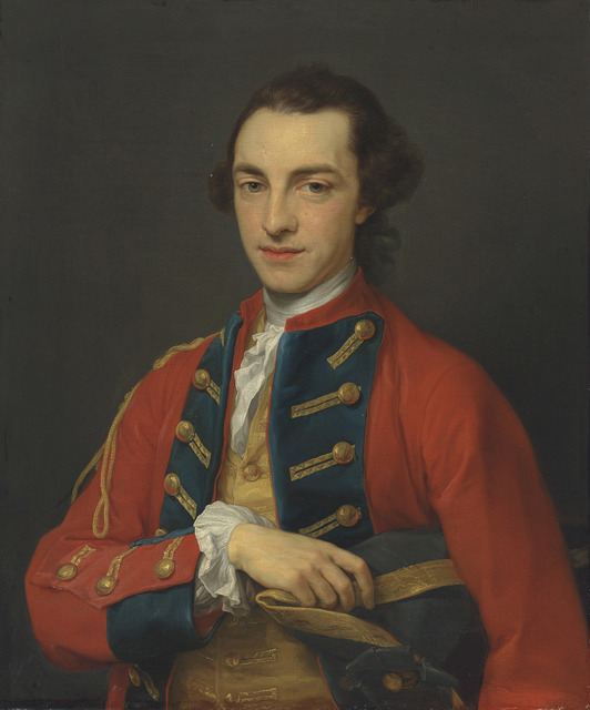 , 'Portrait of George Craster ,' 1734-1772, Robilant + Voena