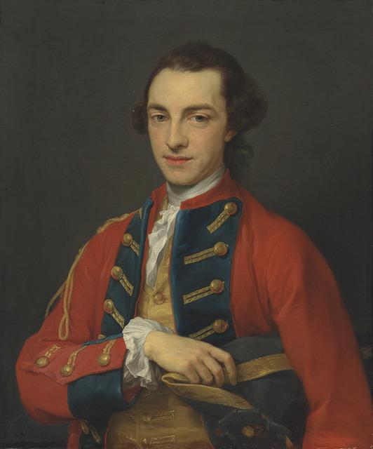 , 'Portrait of George Craster ,' 1734-1772, Robilant + Voena