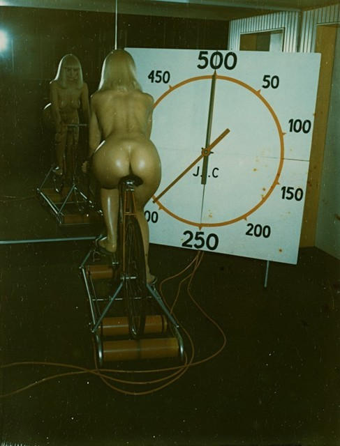 Helmut Newton, 'Stress Test, Paris', 1980, Finarte