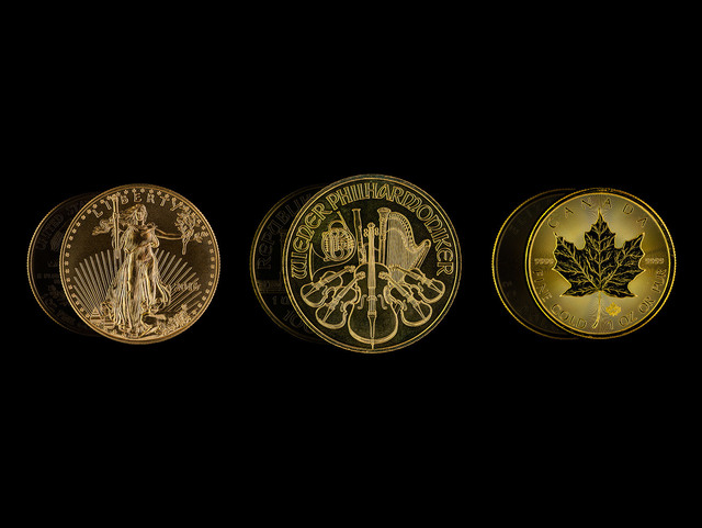 Christos J. Palios, 'Government Mint Gold', 2017, Photography, Archival Pigment Canson Platine Print, Isabella Garrucho Fine Art