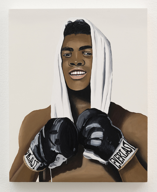 , 'Muhammed Ali,' 2016, Joshua Liner Gallery