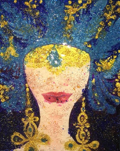 , 'Nusja_Bride#2,' 2015, Studio 905 on Juniper