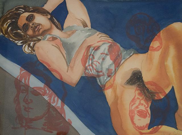 , 'Untitled,' 1989, Mirat & Co.