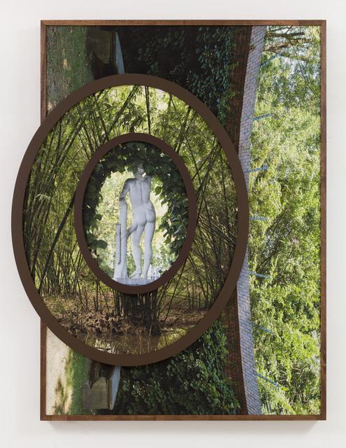 Todd Gray, 'Euclidean Gris Gris (Bamboo / Figure in Leopold's Garden)', 2019, Meliksetian | Briggs