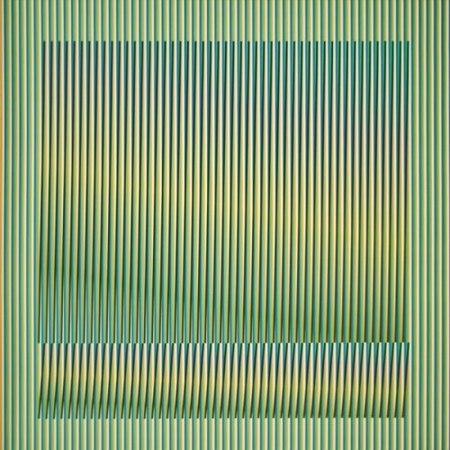 Carlos Cruz-Diez, 'Induction Chromatique a double fréquence Série Orinoco 2', 2018, Kunzt Gallery