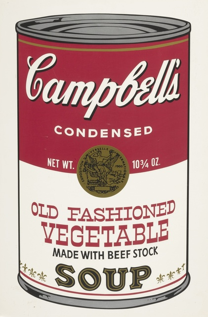 Andy Warhol, 'Old Fashioned Vegetable (F. & S. II.54)', 1969, Sotheby's