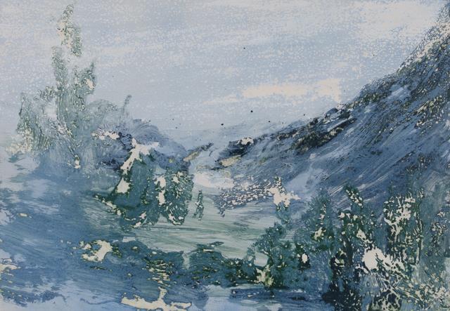 , 'Alpes,' 2016, Kubik Gallery
