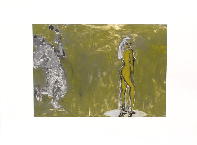 , 'Nude in Sunglasses,' ca. 1980, Benjaman Gallery Group