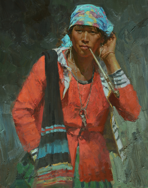 , 'Color of Tradition,' 2016, Trailside Galleries