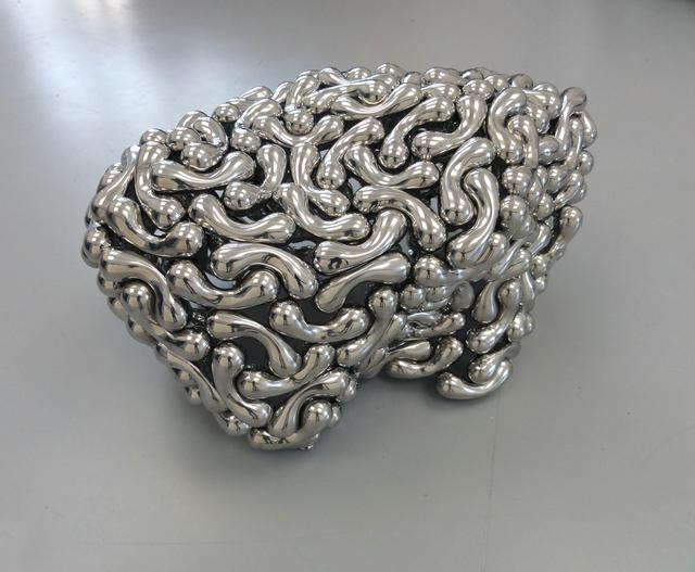 Loris Cecchini, 'Embryoids II, Sinapsis paradigms and Micrologies', 2012, Diana Lowenstein Gallery