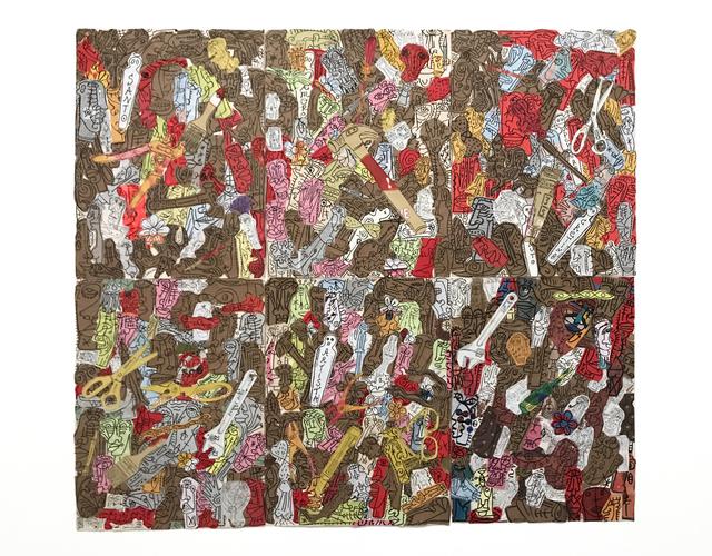 , 'Collage,' , Lois Lambert Gallery