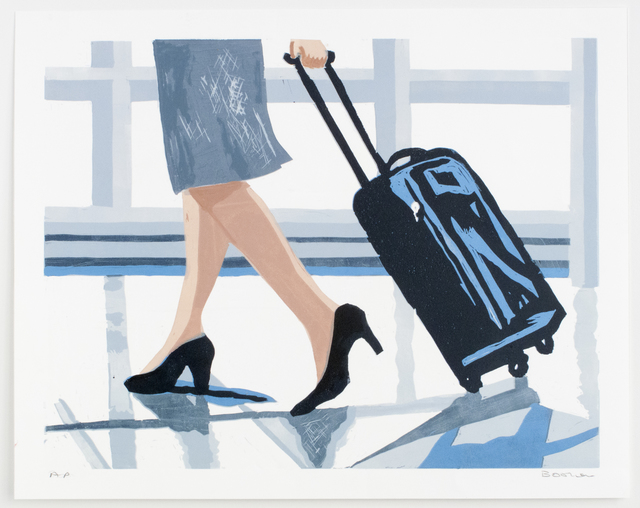 , 'Flight Attendant,' 2014, Cross Contemporary Art