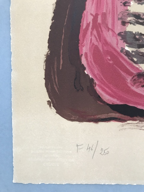 Pablo Picasso, 'Portraits Imaginaires 27.4.69', 1969, Print, Lithograph, Van der Vorst- Art
