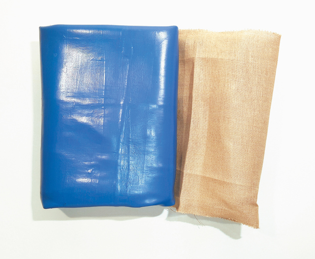 , 'Folded Painting,' 2011, Equity Gallery