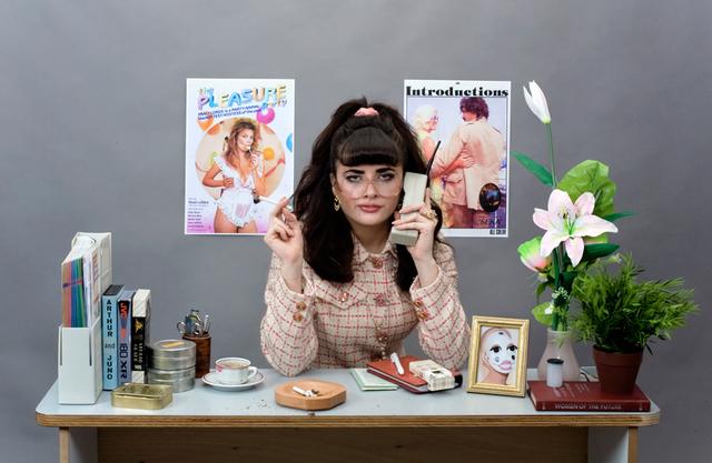 , 'Agency,' 2011, TJ Boulting
