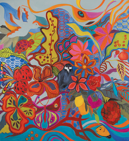 , 'Fantasia,' , Walter Wickiser Gallery