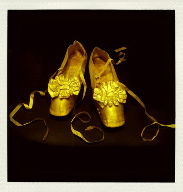 Tali Amitai-Tabib, 'Victoria's Ballet Shoes 15-80s, Trudl series', 2015, Galerie Olivier Waltman | Waltman Ortega Fine Art