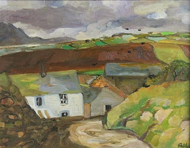 Sheila Fell, 'Aigle Ghyll', Castlegate House Gallery
