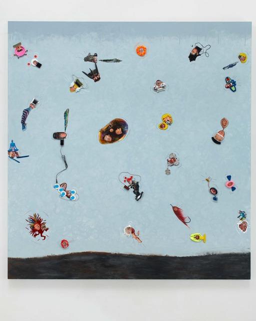 , 'Trumpolina II,' 2018, DSC Gallery