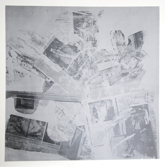 , 'Features from Currents, #60,' 1970, RoGallery