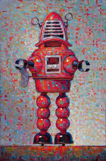 , 'Tin Toy Robot Red,' , George Billis Gallery