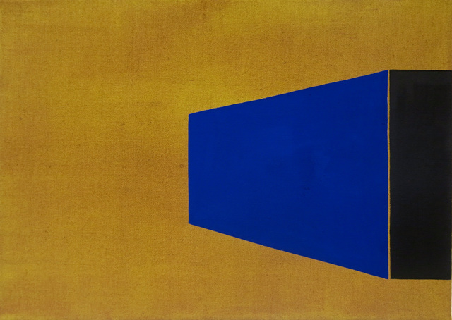 , 'Concrete Factory XXXVI,' 2016, Edward Thorp Gallery