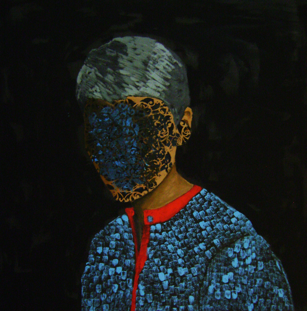 , 'Exile,' 2018, galerie bruno massa