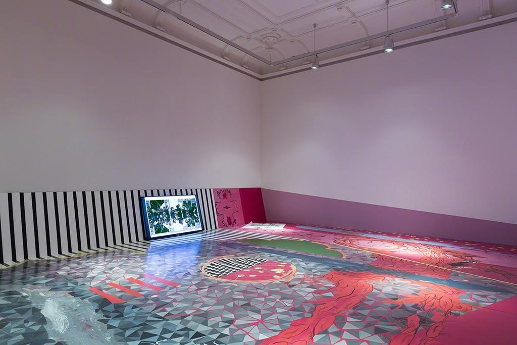 courtesy Galerie Krinzinger and the artists / photo Tamara Rametsteiner