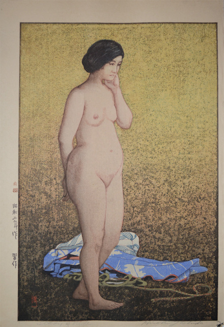 , 'Study of Nude,' 1927, Ronin Gallery