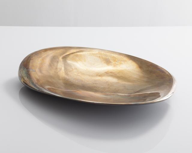 , 'Sculptural Symphysodon Disc ,' 2015, R & Company