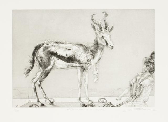 Diane Victor, 'Springbokkie Trojan', 2010, David Krut Projects