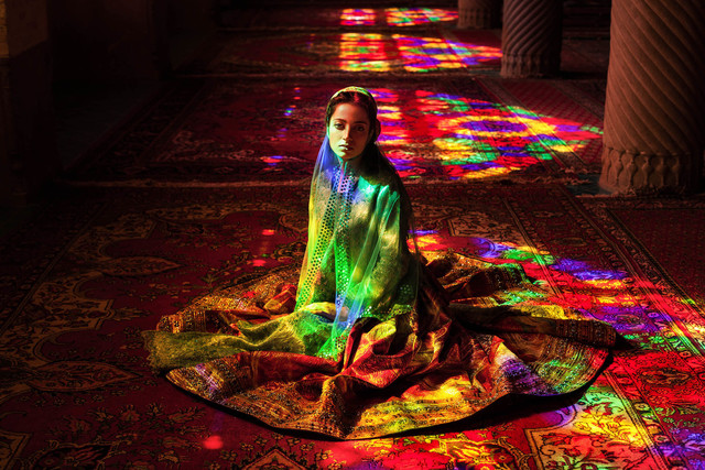 , 'The Atlas of Beauty: Shiraz, Iran,' 2014, Artfooly