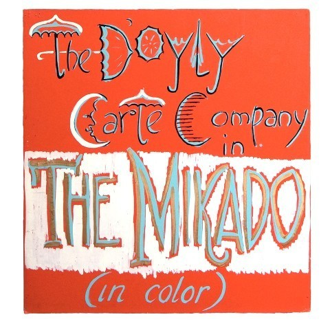 , 'The Doyly Crate Company in Mikado,' , Tibor de Nagy