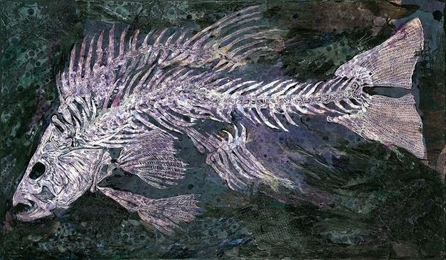 Rosemary Feit Covey, 'Coelencath', 2019, Morton Fine Art