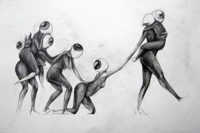 ", '""She Summons an Army"", Untitled 15,' 2018, Sapar Contemporary"
