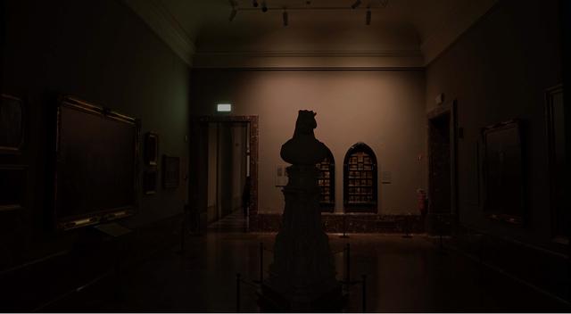 , 'Sin titulo (Negro y luz),' , Casa Sin Fin
