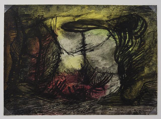 , 'Untitled,' 1946, Galerie Roger Bellemare et Christian Lambert
