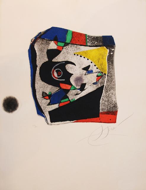 , 'Gaudi IX,' 1979 , Bogena Galerie