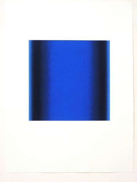 , 'Cool-Light Ultramarine-Delft-Prussian, Interplay Series,' 2012, ACE Gallery