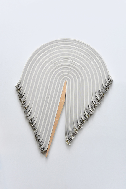 Derrick Velasquez, 'Untitled 268', 2020, Sculpture, Vinyl and maple, Carvalho Park