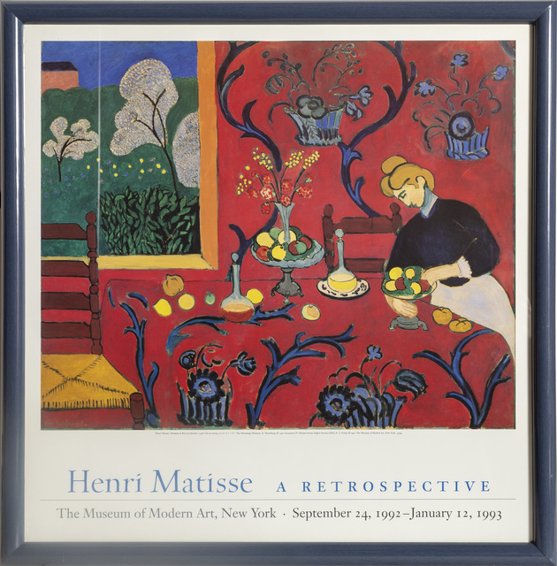 Henri Matisse, 'Harmony in Red', 1993, RoGallery